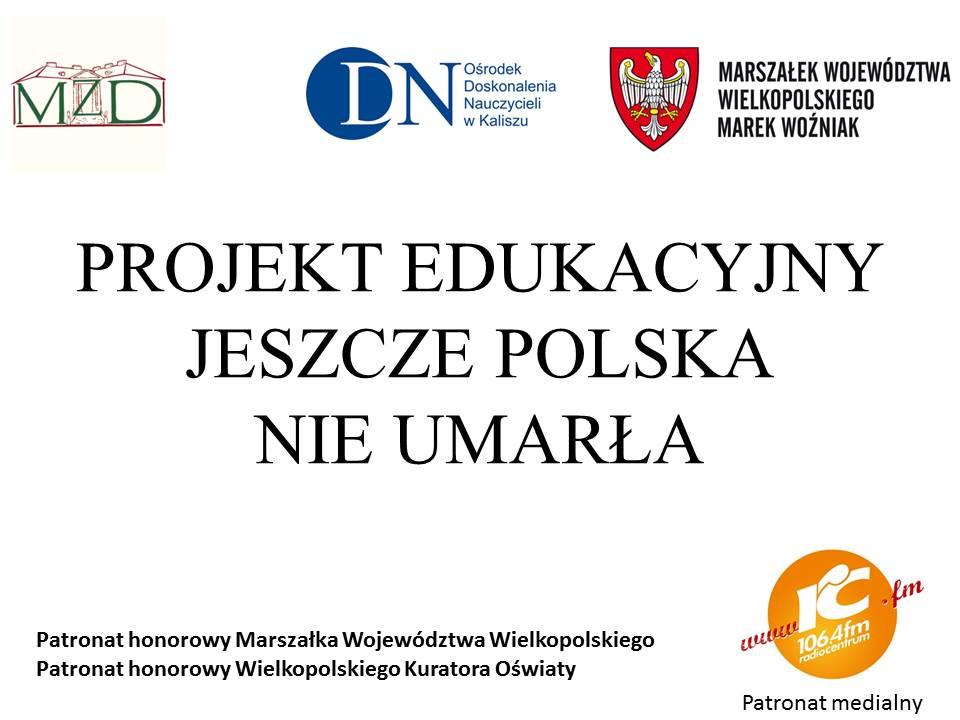Jeszcze Polska nie umarła