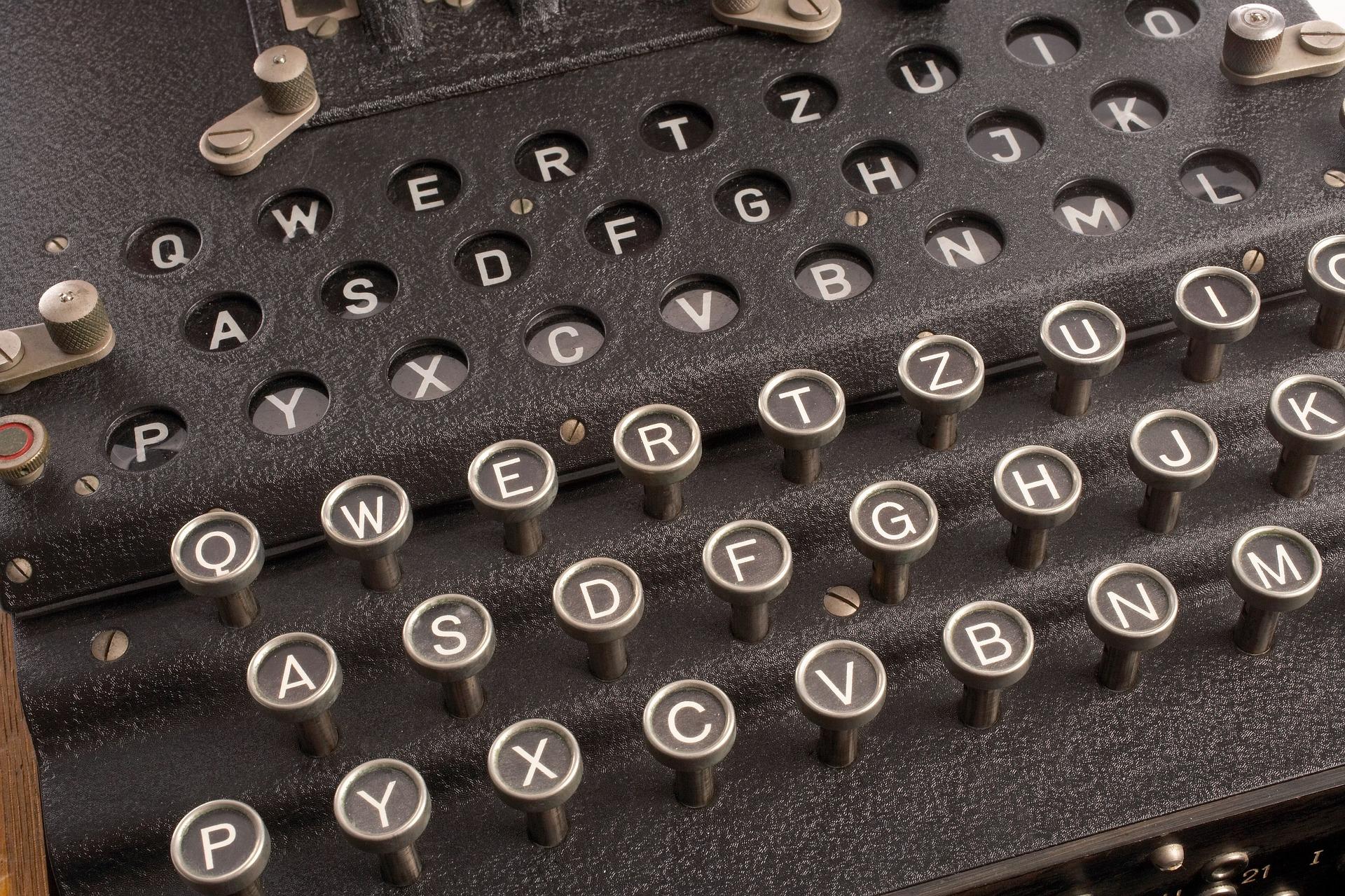 """Wystawa """"Enigma. Odszyfrować zwycięstwo"""""""