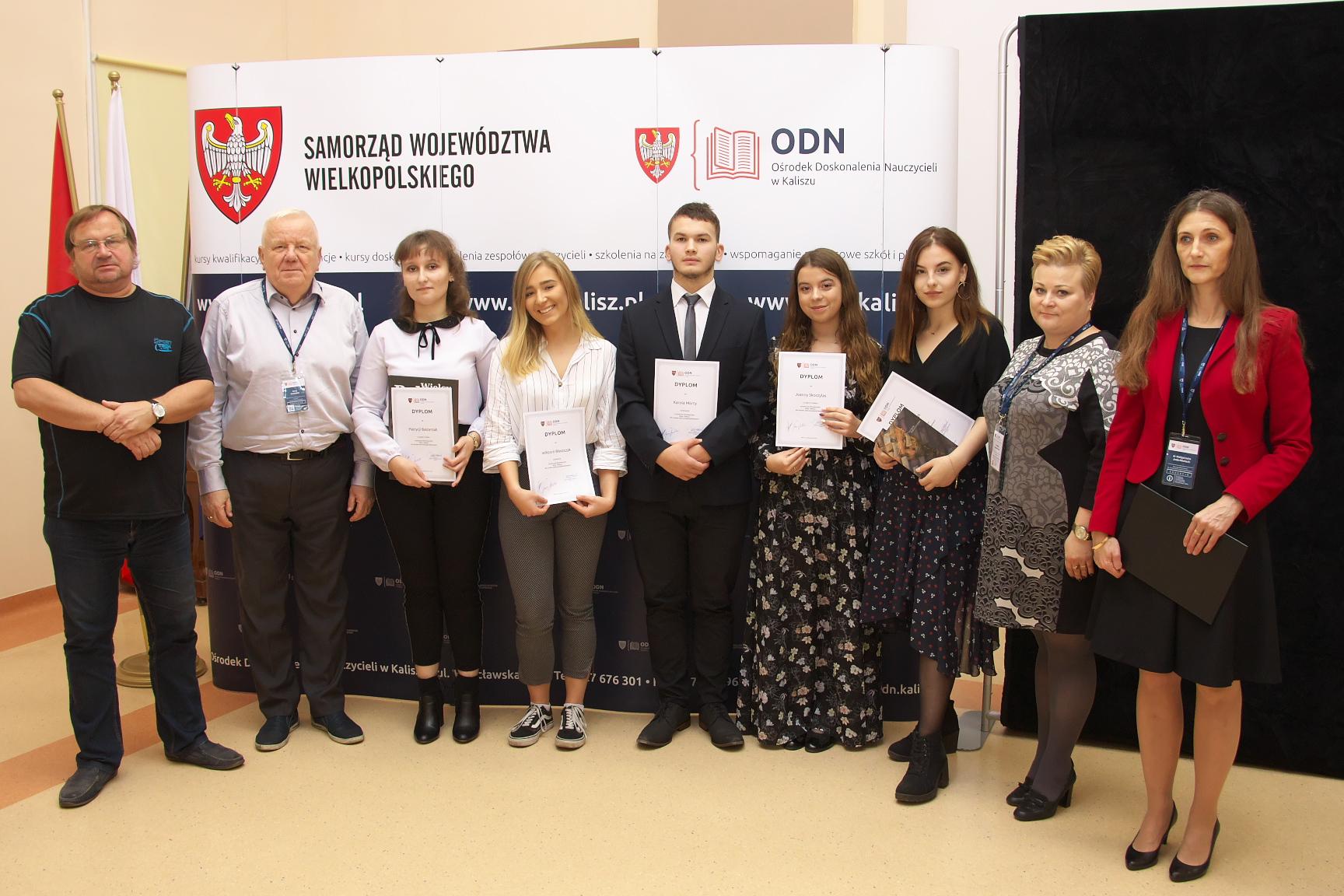 Półfinał Konkursu Recytatorskiego #Pan Tadeusz