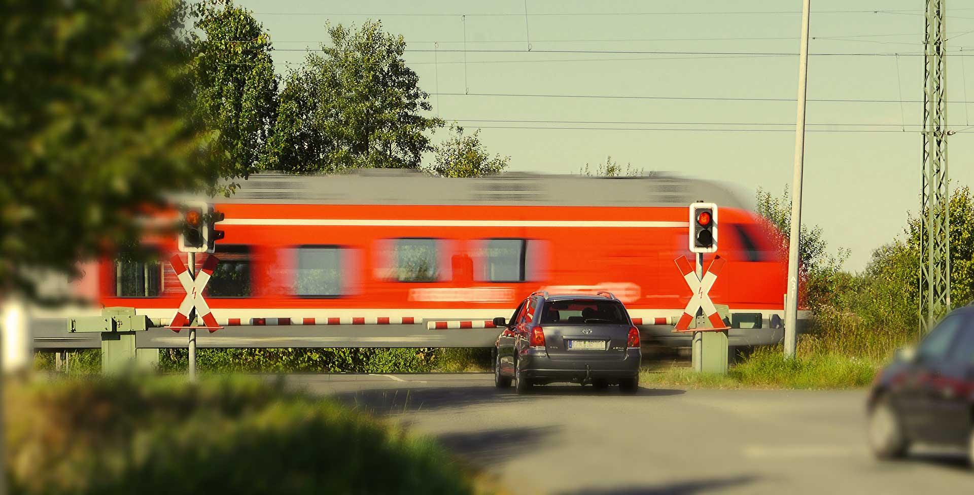 Moja bezpieczna droga doszkoły – bezpiecznie naprzejazdach kolejowych – II etap