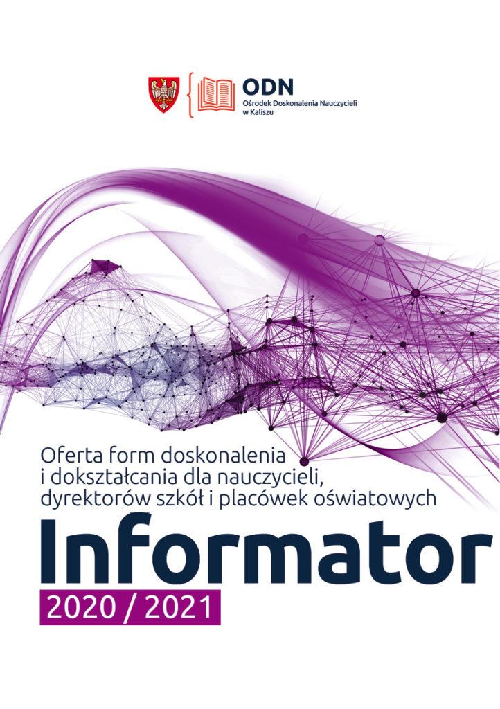 Informator zofertą szkoleniowąna rok 2020/2021