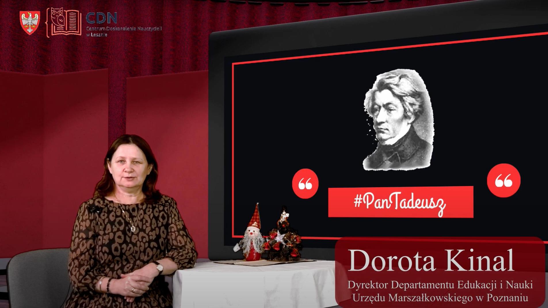 Ogłoszenie wyników Konkursu Recytatorskiego #Pan Tadeusz