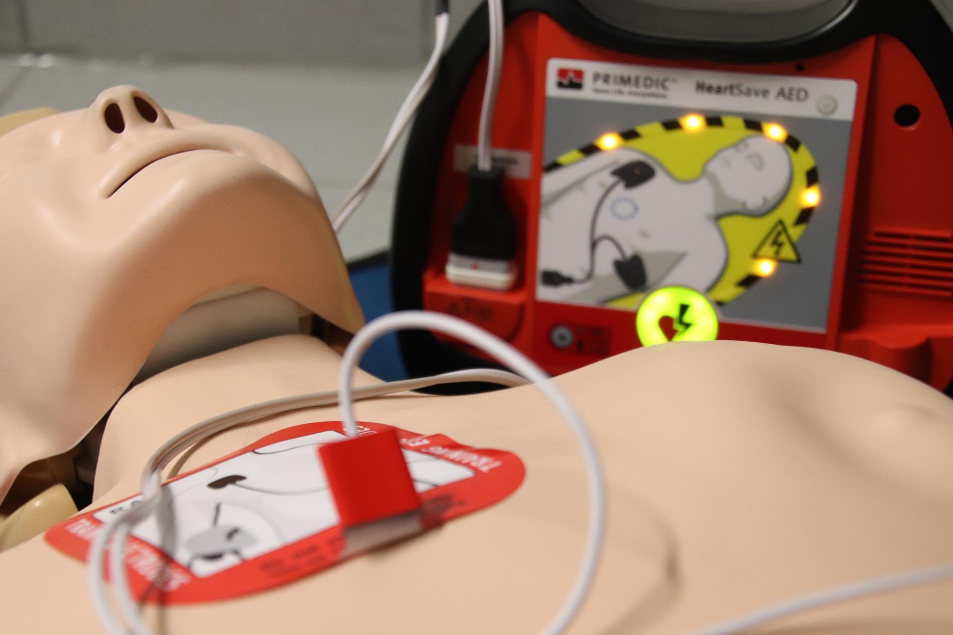 Przygotowanie nauczycieli doprowadzenia zajęć edukacyjnych wzakresie udzielania pierwszej pomocy – kurs