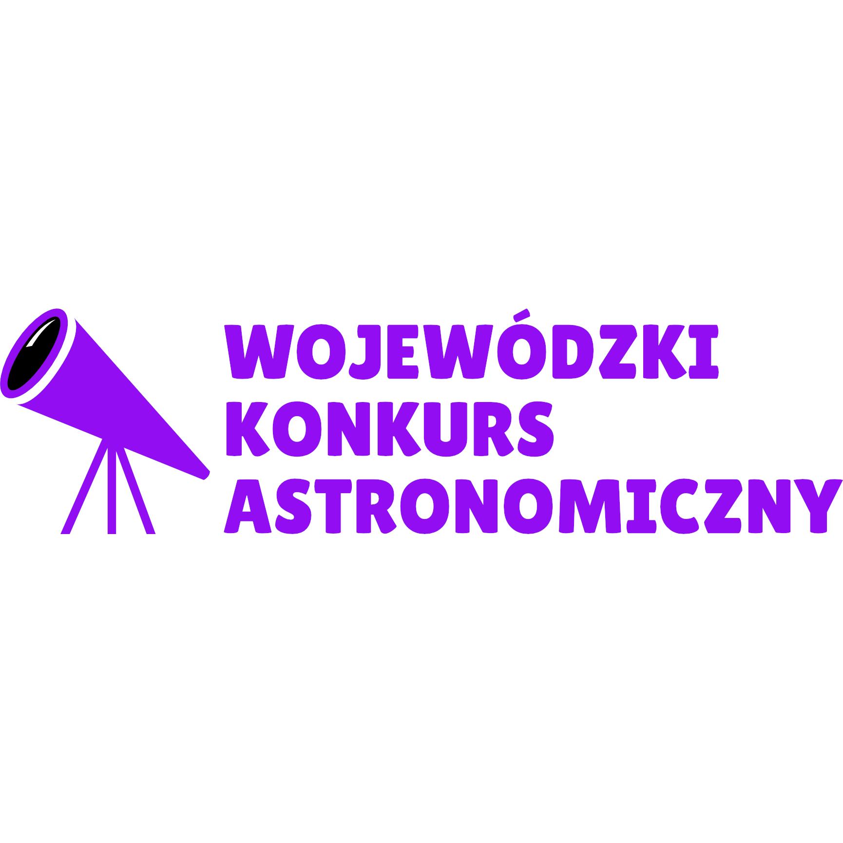 Wojewódzki konkurs nareferat zzakresu astronomii iastronautyki